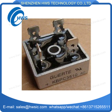 SINGLE PHASE SILICON BRIDGE RECTIFIER KBPC2510