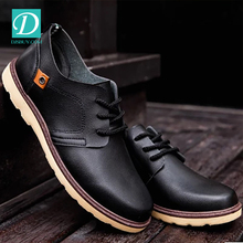 2016 Fashion Men Dress Shoes High Quality Leather Shoes For Men