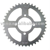 Good quality GS125 roller chain wheel/ATV wheel