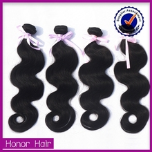 Natural Indian remy hair, free weave hair packs MOQ 1 pcs cheap quality body wave 100% virgin indian hair