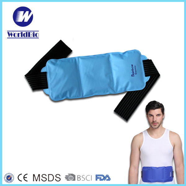 Soft Reusable Gel Hot Cold Pack For Shoulder Comfort