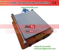 New Design Manual Large Touch Screen Lcd Separator Machine Repair Cell Phone/ i pad /Teblets Under 14 inch