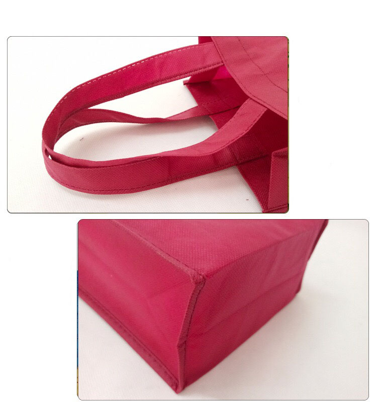 wine bag ecological non woven bags with logo