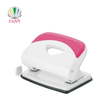 Heavy duty metal 20 Sheet Capacity paper puncher 6mm 2 hole punch