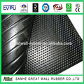 17MM STUDDED MOULD RUBBER STABLE MAT
