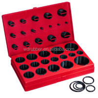 High quality hot selling 419pcs NBR o ring kit box