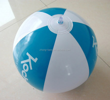 cheap promotion plastic Beach Ball with logo printing
