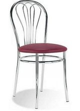 Venus Chair - chrome restaurant kitchen dining chairs