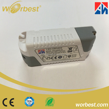 24v 0.5a 12w constant voltage LED driver/LED power supply