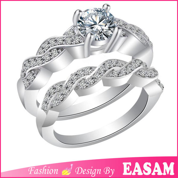 Crystal Wedding Ring Diamond Engagement Ring Buy Ring Wedding Ring