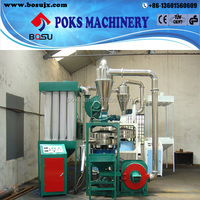 Top quality recycling machines plastic grinder price for sale