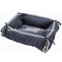 Luxury Square Soft Pet Bed Dog Bed