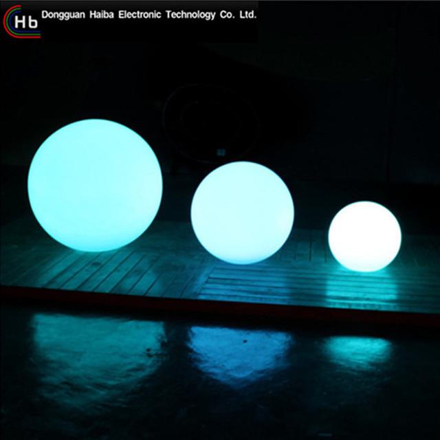 3w rgb crystal magic bulb color changing led decoration mini plasma ball light