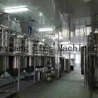 copra oil refinery plant small scale oil refining production line
