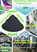 activated carbon water
