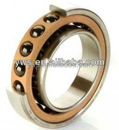 35x72x27 Angular contact ball bearing 5207 chinese brand names bearing