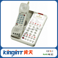 Kingint Two Handsets Cordless Telephone 8001