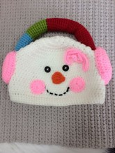2015 popular headset hat wholesale , baby hat crochet pattern