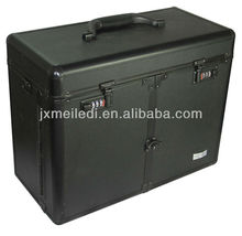 Train Makeup Case Aluminum Hair Beauty Case MLD-AC952