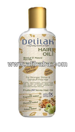 Delilah Hair Oil