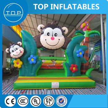 Wholesale Customized hot sale animal Inflatable house bouncer