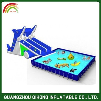 Factory Direct Good Price Hot Selling Water Inflatable Park