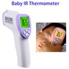 Professional Digital LCD Infrared Thermometer Non-contact IR Infrared for Baby