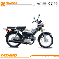 NZ48Q 2016 New Excellent Cheap Hot Sale Fashion Cub Motorcycle/ Motocicleta