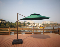Factory Direct Sale OEM Customized Outdoor Umbrella Pool Beach Restaurant Umbrella