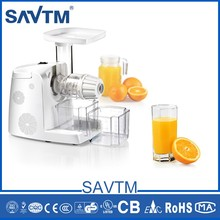 Stainless Steel DC Motor commercial carrot juicer machine/fresh juicer carrot