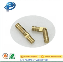 Wholesale Small Solid Brass Barrel Box Hinge for Jewelry Box