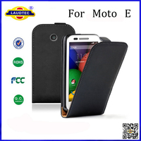germany suppliers new products phone leather case for Moto E