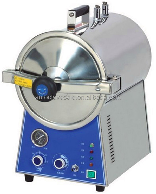 Bluestone Diagram of Autoclave Machine for Beauty Salon
