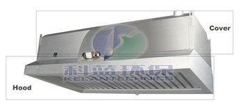 Electrostatic Exhaust Hood Filters for Commercial Kitchens