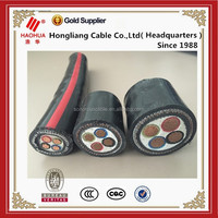 XLPE insulated underground Electrical Cable Specifications 50mm2 95mm2 120mm2 150mm2 185mm2