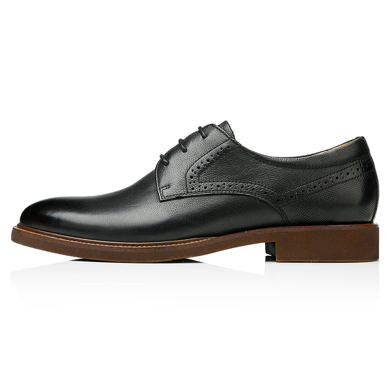 British Style Mens Fashion Oxfords Dress Leather Shoes