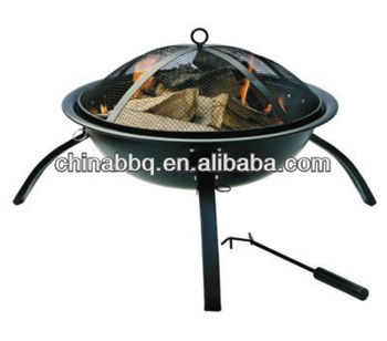 steel fire pit KY185A table fire pit