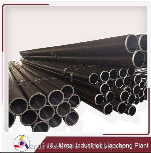 Hard Chrome Plated Seamless Din2391 ST52 Steel Honed Tubes Supplier