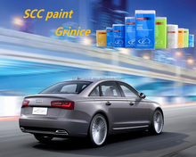 OEM supported free sample car chrome 2k automotive paint