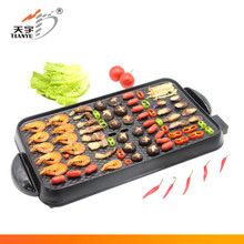 large sized electric freestanding grill