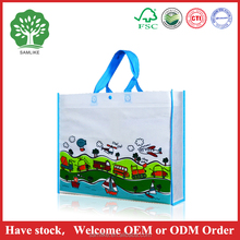 Custom Logo shopping bag non-woven all kinds of promotional bag making