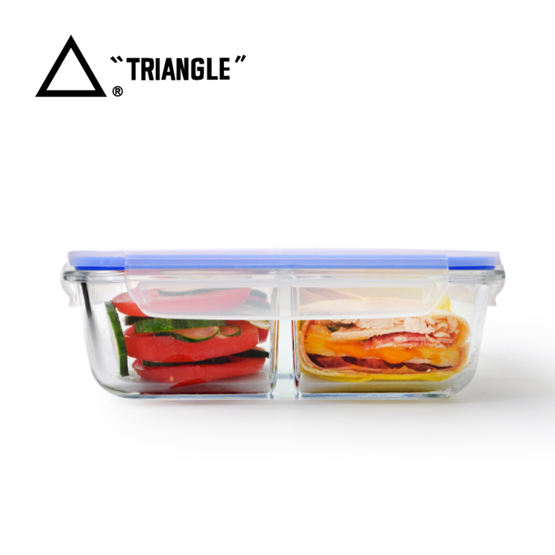 Directly Manufacturing Square airtight food container
