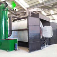 New design full automatic professional waste tyre pyrolysis machine