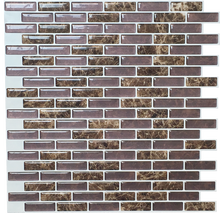 Crystal decorative waterproof bathroom 3d wall panels dongguan