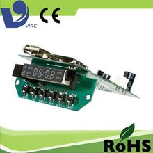 vire hot sale customized sd card mp4 board