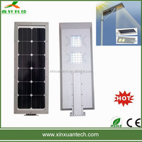 2013 hot sale easy integrated solar power street light