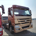 China man tractor truck 6x4