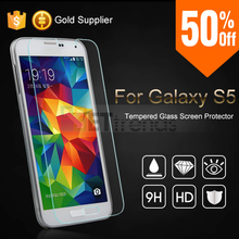 Hot Sale 9H Japan Glass for Samsung Galaxy S5 Tempered Glass Protector