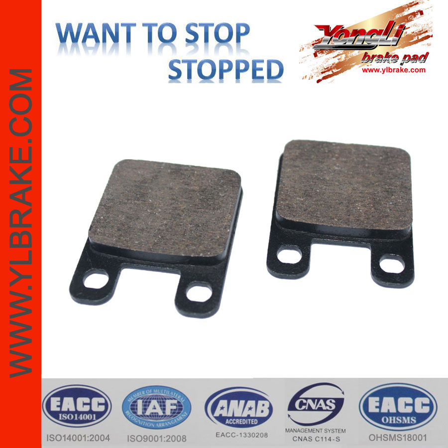 performance motorcycle part pad for Honda