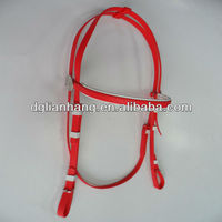 Soft PVC harness bridle